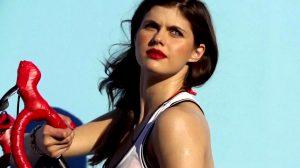 Alexandra Daddario, Very Hot Shoot