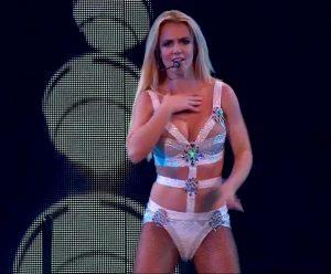 Britney Spears – Femme Fatale Tour – 2011