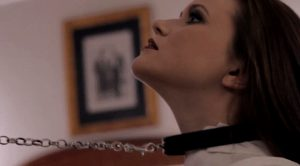 collared slave