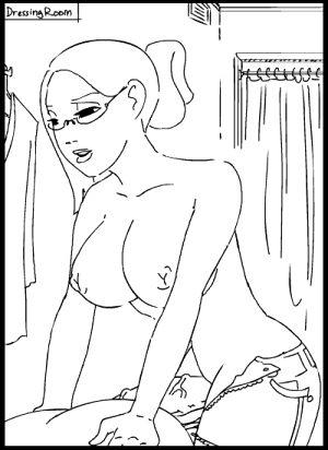 femdom animation