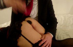 Good girls need spanking too!