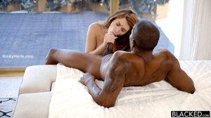 Joseline Kelly – Her First Interracial Scene – Blacked