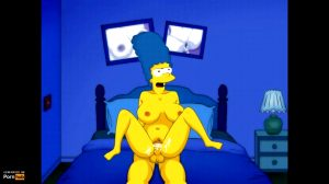 Marge getting fucked GIF