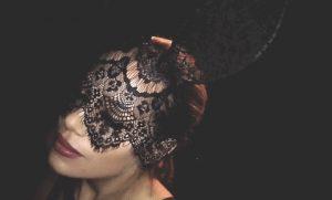 Masked Slave Collared