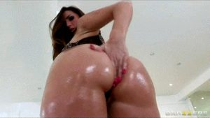Paige Turnah Her Ass Is A Real Paige Turnah (6 gifs)