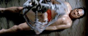 Thai rope spinning basket