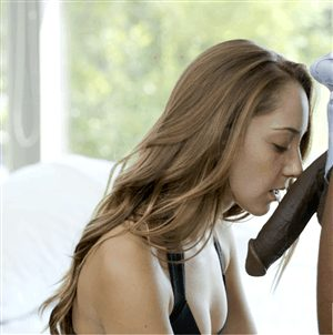 Your wife learns to submit to superior big black cock, as you look-on hard as a rock